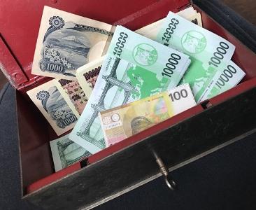 Is de geldkist vol of leeg? Denken in overvloed of tekort?